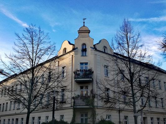 Gründerzeitarchitektur - Berlin Weißensee