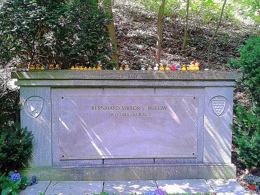 Grab Viktor von Bülow aka Loriot