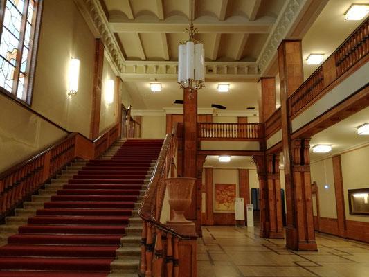 Innenansicht Rathaus Schöneberg