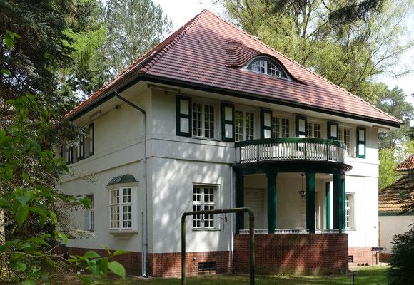 Villa Markgrafentrasse 18 - @Bodo Kubrak / CC BY-SA - WikiCommons