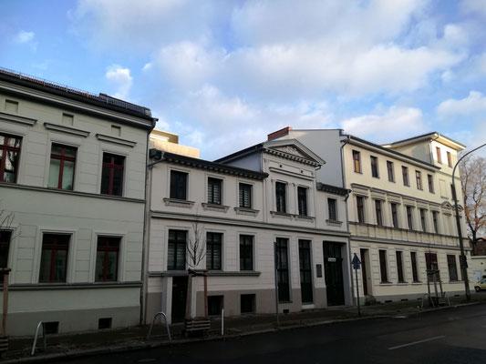 Gründerzeitensemble Gustav-Adolf-Straße - Berlin Weißensee