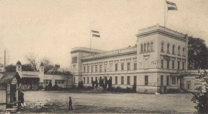 Welt Etablissemnet Schloss Weißensee - @Public domain, via Wikimedia Commons