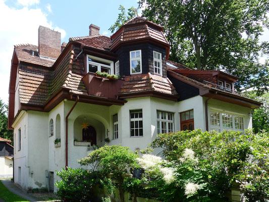 Villa Senheimer Strasse 22 - @Bodo Kubrak / CC BY-SA - WikiCommons