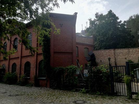 Pankehallen - ehemalige Tresorfabrik Arnheim