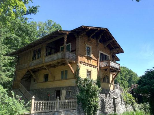 Schweizerhaus in Klein Glienicke