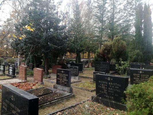 Jüdischer Friedhof Heerstraße Berlin Charlottenburg