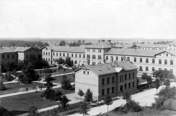 Dalldorf 1885 - Aufnahme von Friedrich Albert Schwartz