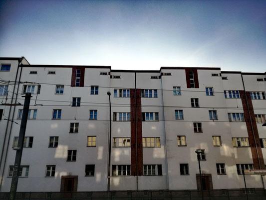 Wohnhaus Ensemble von Bruno Traut - Berlin Weißensee