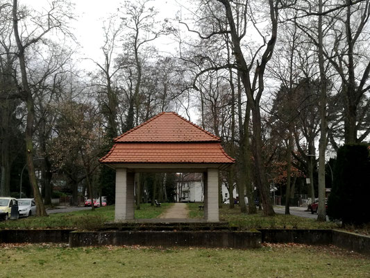 Park Pavillon Edelhofdamm