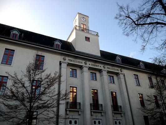 Schule - Pistoriusplatz - Berlin Weißensee
