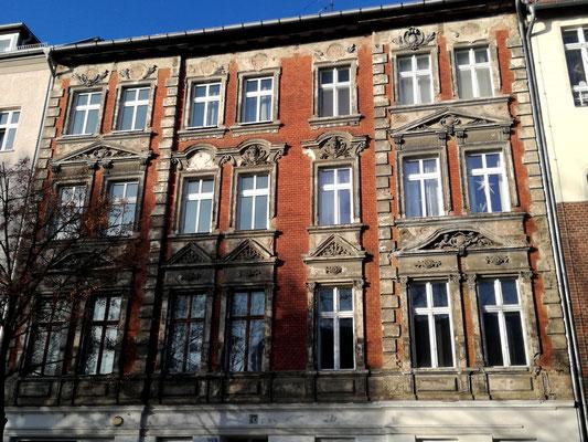 Gründerzeithaus Behaimstraße - Berlin Weißensee