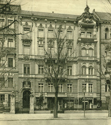 Historische Aufnahme -  J. Egers, Prinzenstr. 48 (Own scan) [Public domain] - Wikimedia Commons