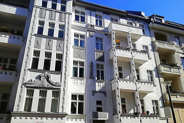 Straßenansicht - Berlin Pankow