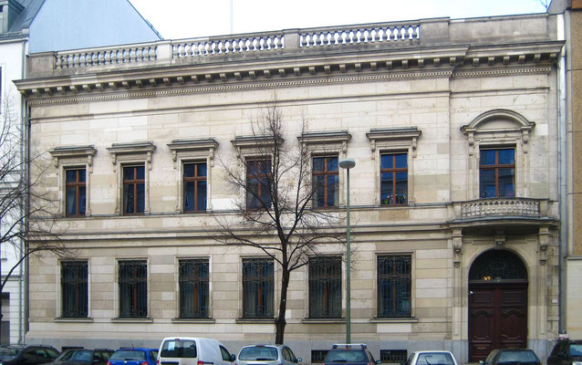 Bankhaus Mendelssohn in der Jägerstraße - @Beek100 - WikiCommons - CC BY-SA 3.0