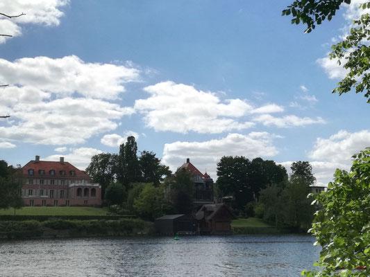 Villa Urbig - Quartier Churchills später Attlees während der Potsdamer Konferenz