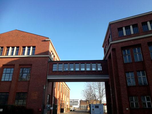 Ehemalige Riebe Kugellager- und Werkzeugfabrik GmbH - Berlin Weißensee