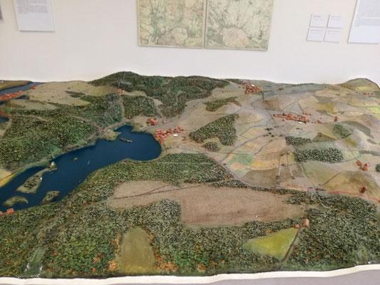 Die Dörfer im Museum Reinickendorf