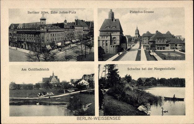 Historische Aufnahmen Weißensee - @imago images
