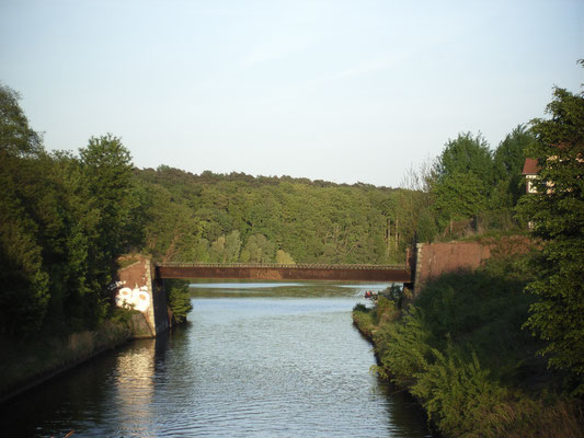 Reste der Enver-Pascha-Brücke - @WikiCommons - Christian Lederer / CC BY