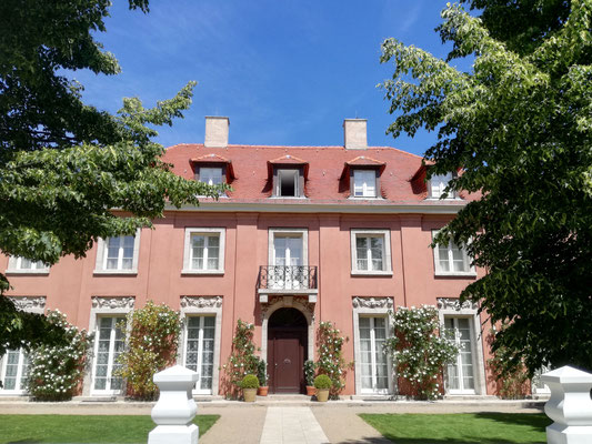 Villa Urbig - Residenz Churchill & Attlee während der Potsdamer Konferenz