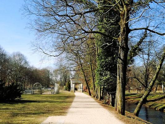 Bürgerpark Berlin Pankow