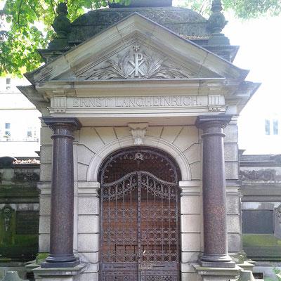 Grabstätte - Alter-St.-Matthäus-Kirchhof - Berlin Schöneberg