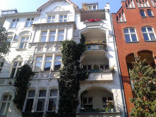 Klixstraße - Berlin Schöneberg
