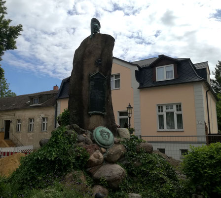 Kriegerdenkmal - Teltow