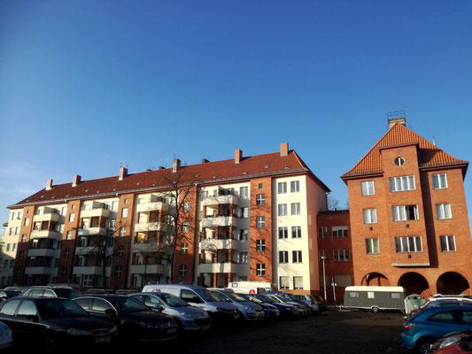 Pistoriusplatz - Berlin Weißensee