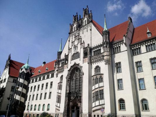 Amtsgericht Wedding am Brunnenplatz