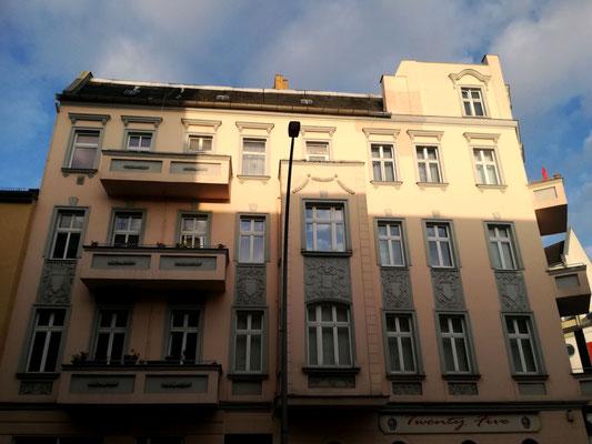 Gründerzeithaus Gustav-Adolf-Straße - Berlin Weißensee