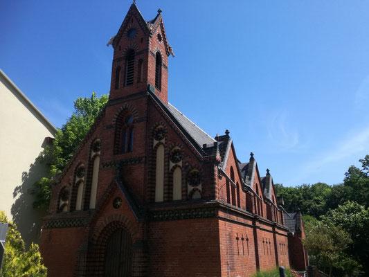 Klein Glienicker Kapelle