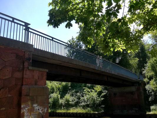 Parkbrücke Schloss Babelsberg