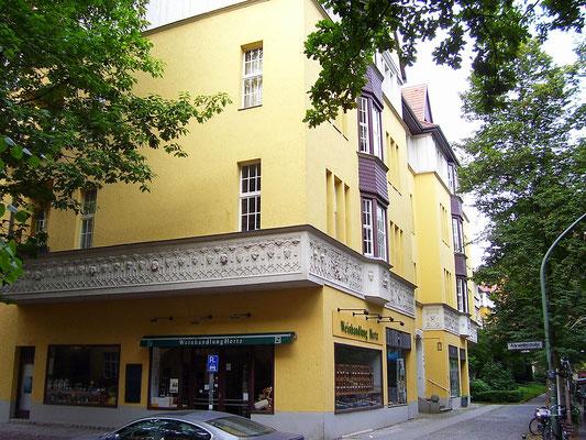 Ahrweilerstraße - Berlin Wilmersdorf