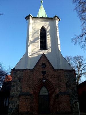 Dorfkirche Weißensee
