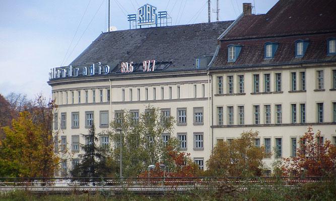 RIAS Gebäude - Berlin Schöneberg