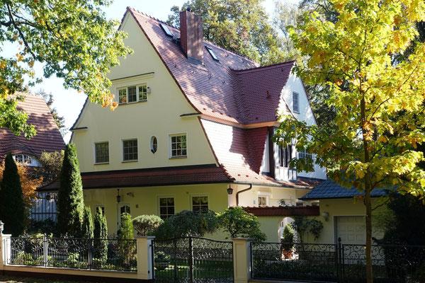Villa Edelehofdamm 40 - @Bodo Kubrak -  CC BY-SA - WikiCommons