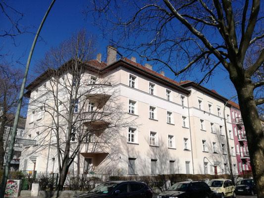 Bauten von Paul Mebes - Berlin Pankow