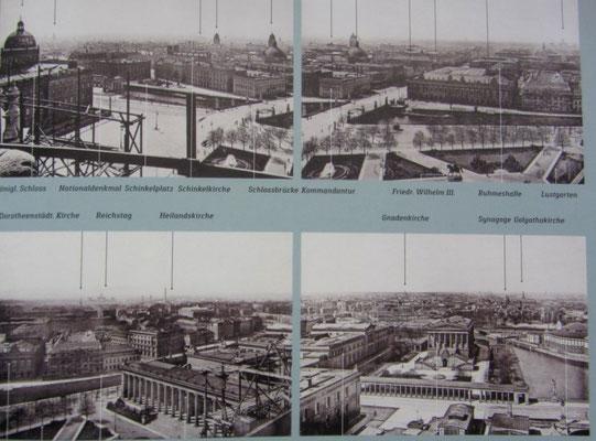 Panroma vom Dom, um 1903 - @Stiftung Stadtmuseum