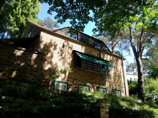 Wohnhaus Paul Henckel - Am Weinberg Kleinmachnow