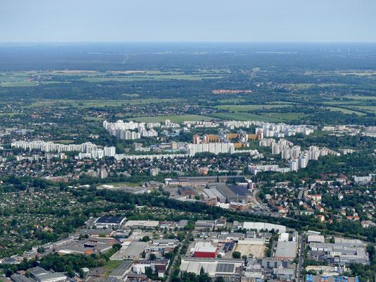 Märkisches Viertel -  @Olaf Tausch - CC BY 3.0 - WikiCommons