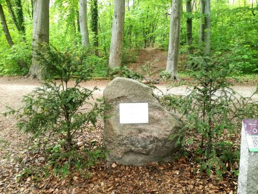 Gedenkstein Nordahl Grieg