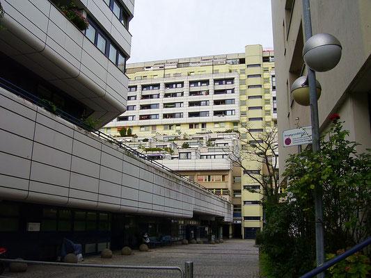 Schlangenbader Straße - Berlin Wilmersdorf