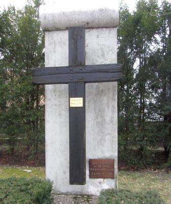 Mauerdenkmal Oranienburger Chaussee