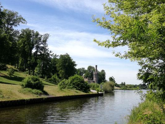 Wasserwerk Park Babelsberg
