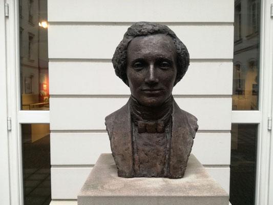 Portrait Felix Mendelssohn-Bartholdy
