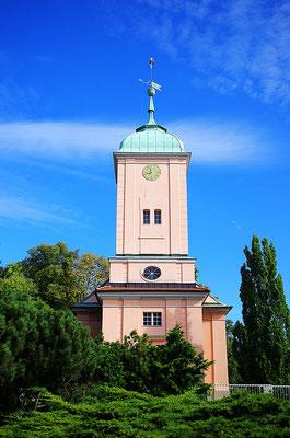 Dorfkirche Schöneberg - Haupstraße - WikiCommons- CC BY-SA 3.0