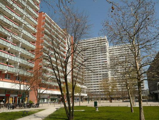 Plattenbauten Lichtenberg - Angela M. Arnold, Berlin - Wikimedia Commons  CC BY-SA 3.0