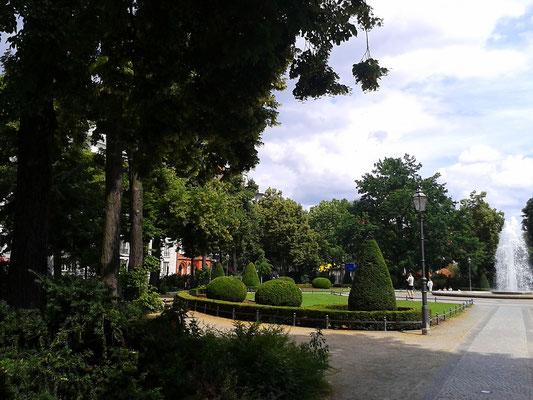 Viktoria-Luise-Platz - Berlin Schöneberg