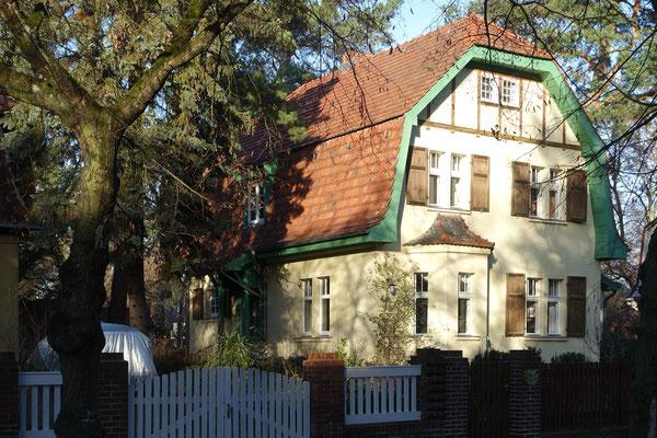 Haus im Waldseeweg - @Bodo Kubrak [CC BY-SA 4.0 - WikiCommons